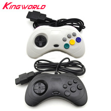 Gamepad Game Klasik kontroler Joypad Interface untuk konsol asli SEGA Saturn