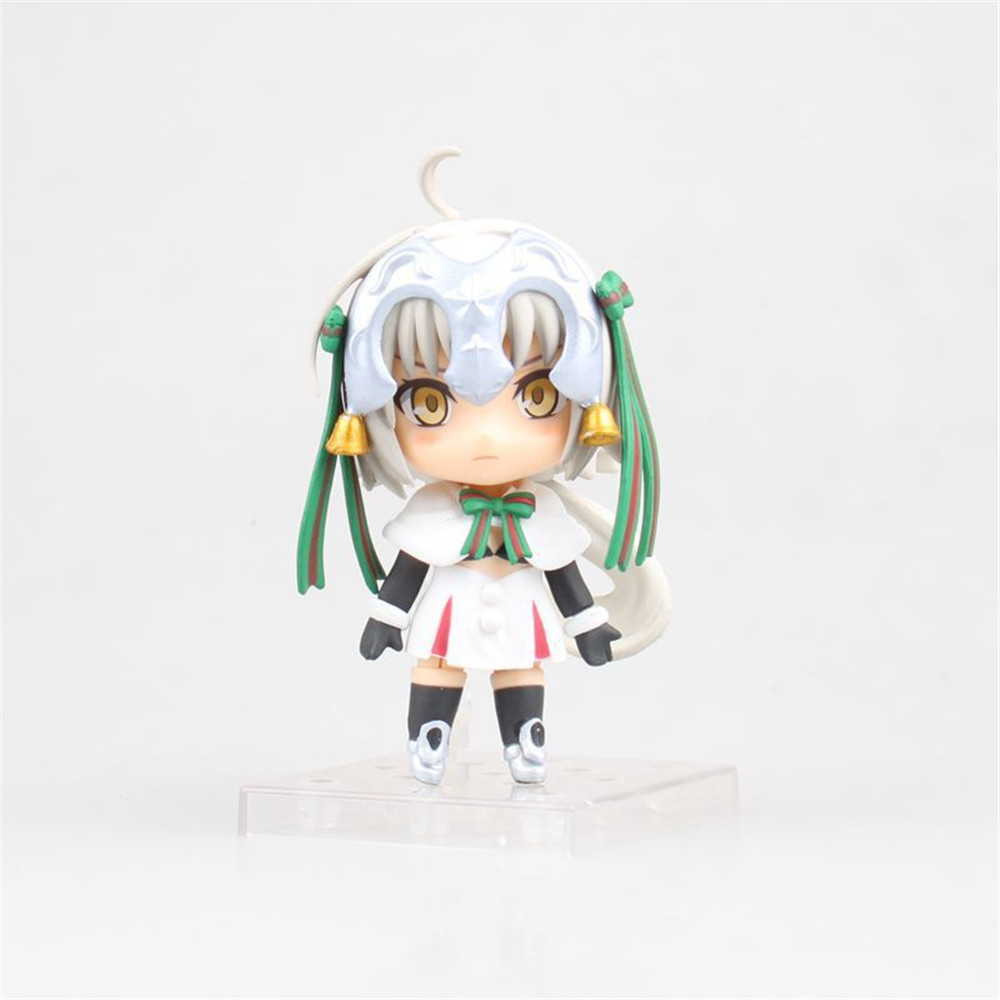 Fate Grand Order Joan of Arc Action Figure #815 Jeanne d'Arc Archer Nendoroid Anime Figure PVC Kawaii Gift Toys Doll Model PM 1