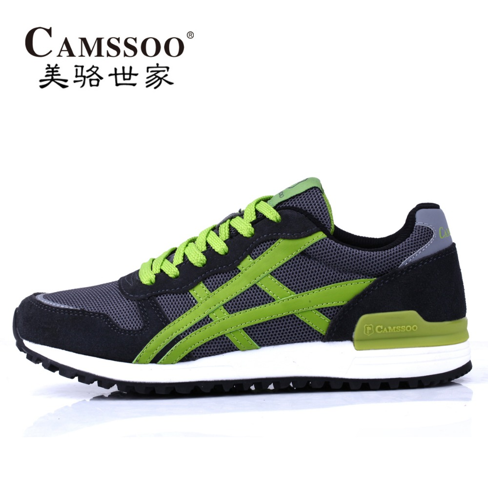 все цены на  China Brand Mens Sports Running Shoes Sneakers Free Shipping For Men Sport Run Trainers Runner Jogging Shoes Sneakers Man  онлайн
