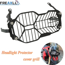 For BMW R1200GS LC 2013 2014 2015 2016 2017 2018 Motorcycle Accessories Stainless Steel Headlight Protector Cover Grill