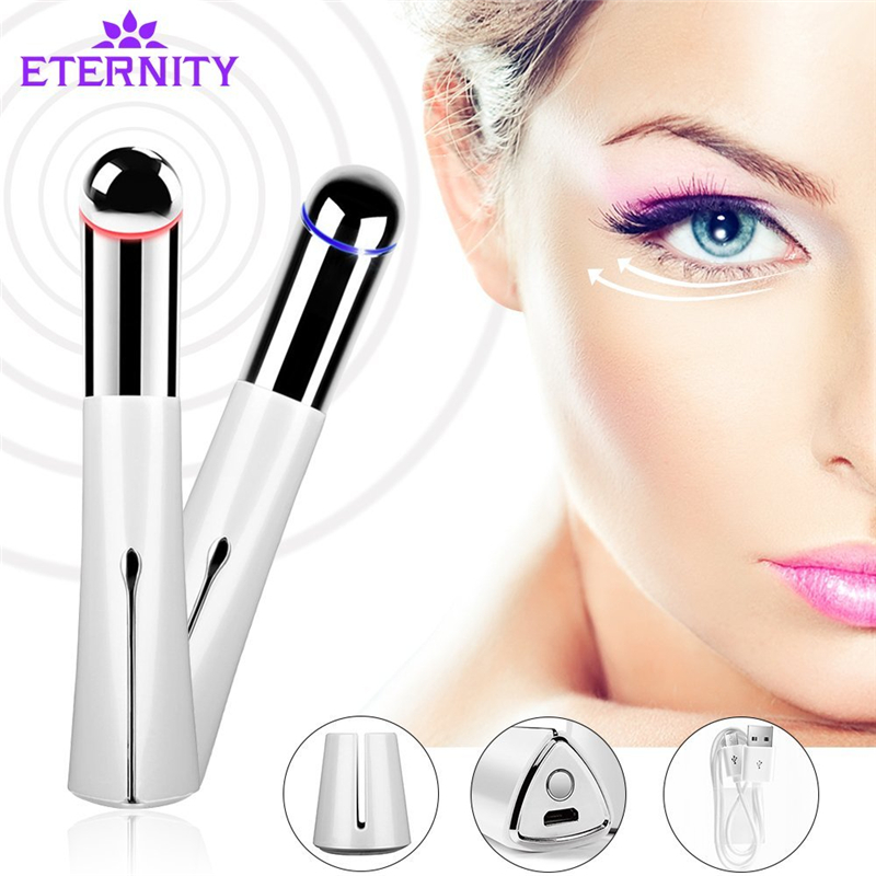 Eye Massager Eye Care Instrument Beauty Instrument Remove Wrinkles Dark Circles Puffiness Massage Relaxation 2017 hot colorful eye beauty instrument remove the dark circles to wrinkle bags face electric massage device to remove wrinkles