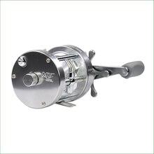 CLA-1 серии 6061 AL. 3BB катушка для троллинговой рыбалки, литье, рыболовная колесная приманка, катушки для татулы, приманка, литейная катушка с балансовой ручкой