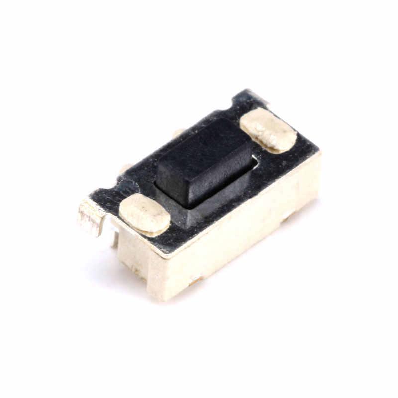 100 個マイクロタクトスイッチ 3*6*3.5 3 × 6 × 3.5 Smd MP3 MP4 タブレット Pc ボタン Bluetooth ヘッドセットリモートコントロール