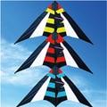 O envio gratuito de alta qualidade pipas 2.8 m grande hornet bumblebee pipa voando pipas com linha alavanca de controle fácil voar mais alto