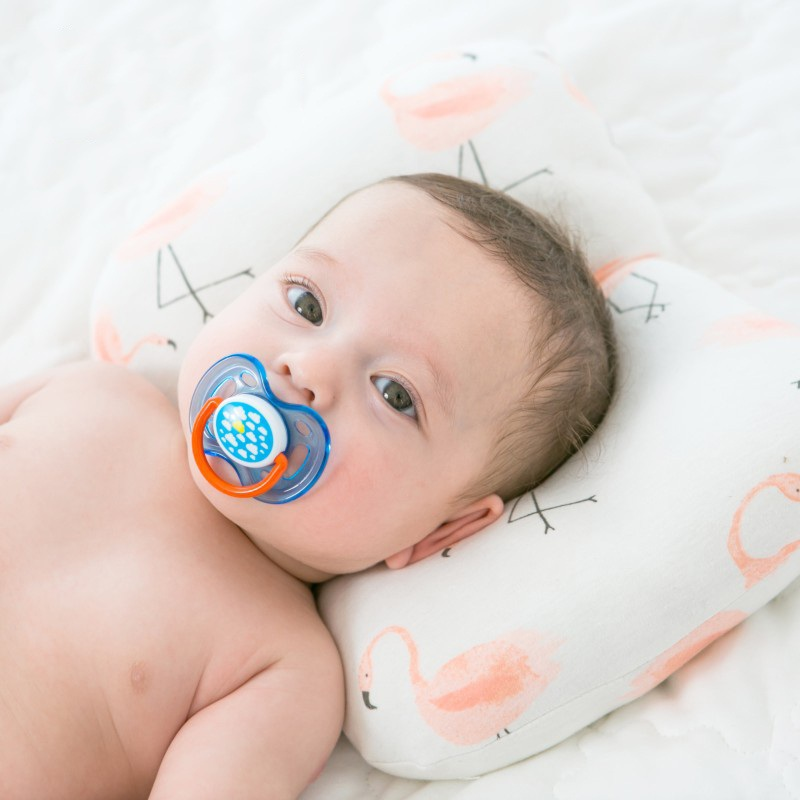 Baby Pillow Prevent Flat Head Shaping Pillow For Baby Nursing Pillow For Newborns Baby Room Decoration 21x32cm