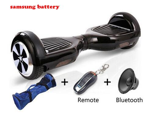 ul overboard oxboard 6 5 self balancing scooter 2 wheel electric hover board brand battery hoverboard