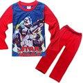 2017 new boy Clothing Sets Kids Pajamas Baby Cartoon Pijamas Boy STAR WARS Pyjamas chiidren Sleepwear