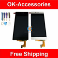 Black White Gold Color For Huawei Ascend P8 LCD Display+Touch Screen Digitizer Assembly With Tools 1PC/Lot