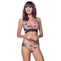 PREETEE 2018 New Hot Design Swimwear Women Sexy Thongs Color Simple Lovely Push Up Bikini Bathing