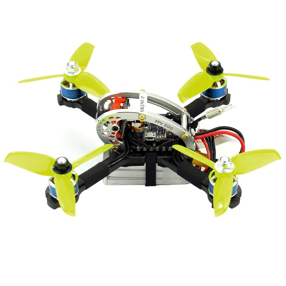 LDARC FPVEGG PRO PNP Kit 138mm Mini FPV Indoor Racing Drone No Receiver RX/TX DIY Brushless Quadcopter Racer Aircraft Accessory