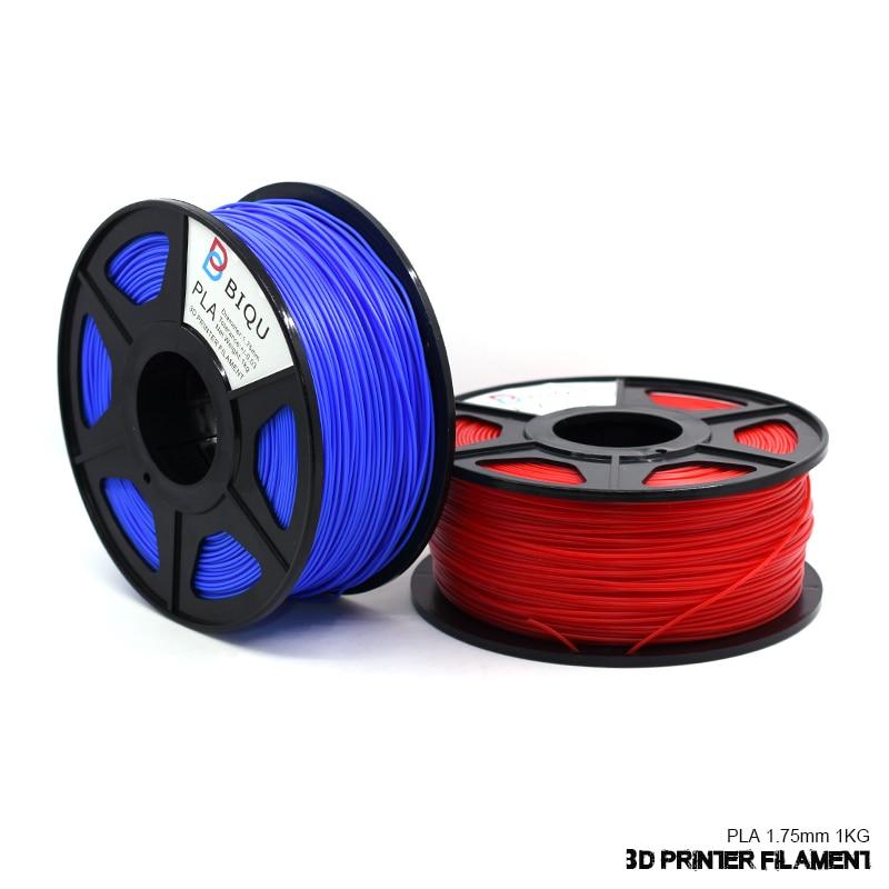 Bigtreeteach New arrival 3D printer filament PLA 1 75 3 0mm 1kg rolls of 24 kinds