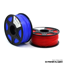 Bigtreeteach New arrival 3D printer filament PLA 1.75/3.0mm 1kg rolls of 24 kinds colours for you choose