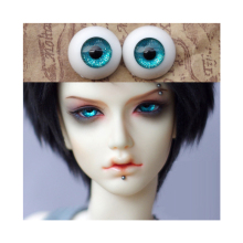 1 Pair BJD Eyes Hight Quality Acrylic Eyeballs for SD/YSD Ball-jointed Doll 12mm 14mm 16mm 18mm 20mm Bjd Makeup Accessory Toy