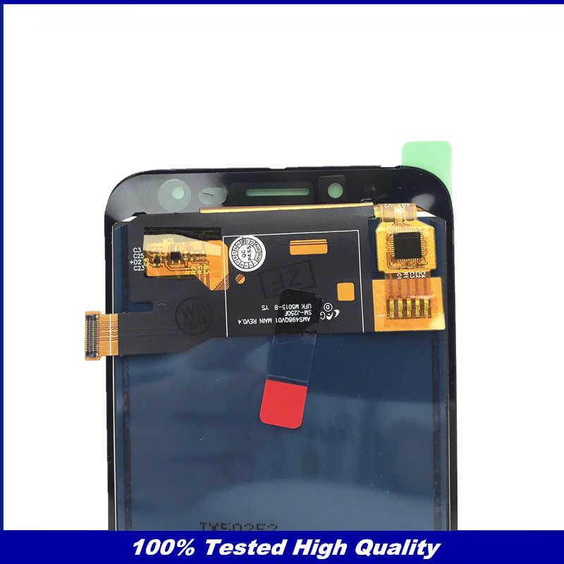 Para Samsung Galaxy J2 2018 Pro J250 J250F J250H J250M pantalla táctil digitalizador Sensor LCD pantalla Panel Monitor módulo montaje