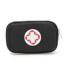 EVA Black First-aid Outdoor Bag Travel Emergency Rescue Medical Survival Case Emergency Kits