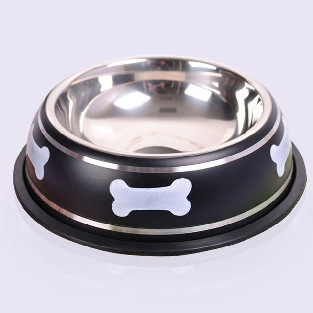 Dog Bowls Pet Feeder Bowl Outdoor Dog Drinking Bowls Puppy Water Dish Cat Bowl Dry Food Container 9C30