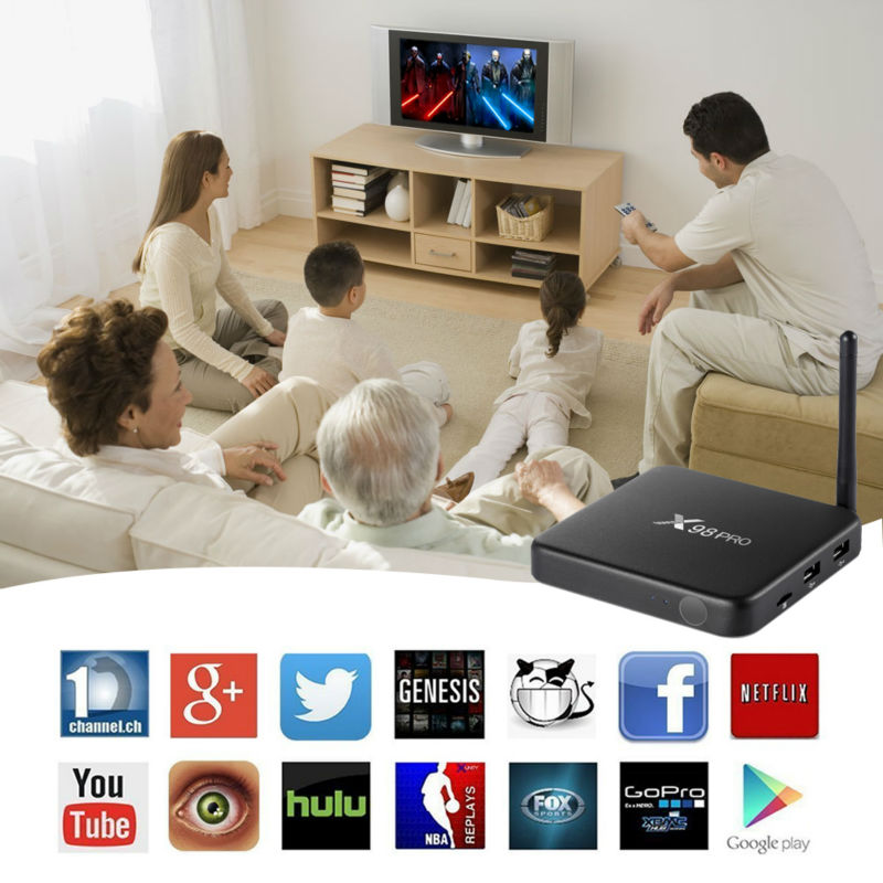 Octa Core best Android TV Box Manufacturer