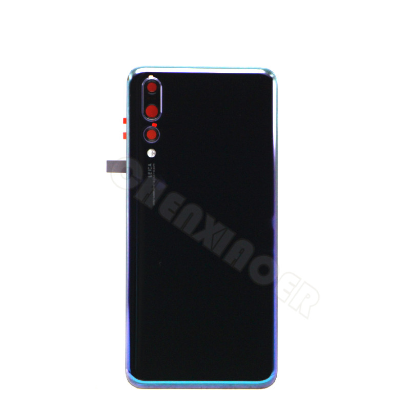 Original Glass For Huawei P20 Pro Back Battery Cover Rear Door