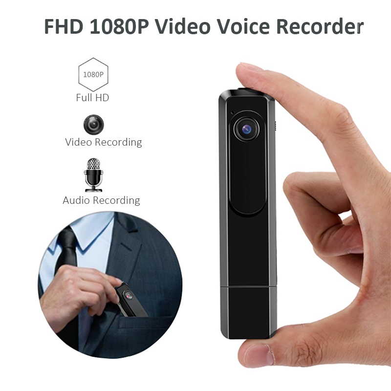 Tragbare Mini Kamera C181 1080 p 720 p HD Einstellbare Stift Kamera H.264 Video Voice Recorder Kleine Kamera Tragbare Kamera espia