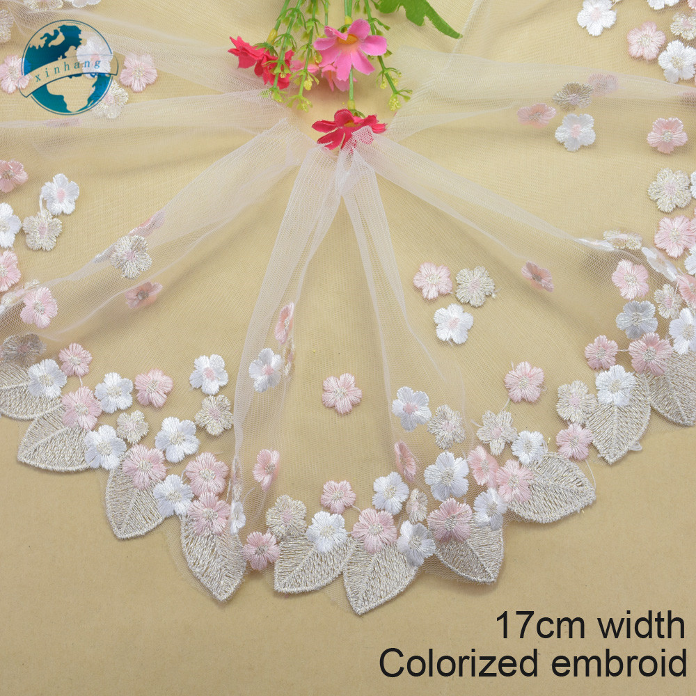 Aliexpress buy cm width coloured embroidery sewing