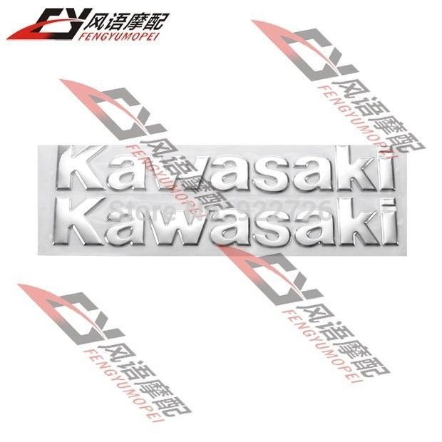 Бесплатная доставка эмблема графического логотипа и фирменного наименования подходит для KAWASAKI ZRX400 ZRX1100 ZRX1200 Z750 Z1000 ER-6