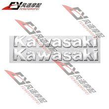Frete grátis gráfico e marca emblema caber kawasaki zrx400 zrx1100 zrx1200 z750 z1000 ER-6 ZR-7R
