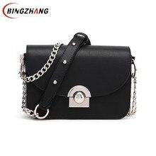 Sommer Tasche Berühmte Marke Frauen Umhängetasche Ketten Pu-leder Frauen Umhängetasche Vintage Kleine Mini Flap Bag Bolsas L4-2913
