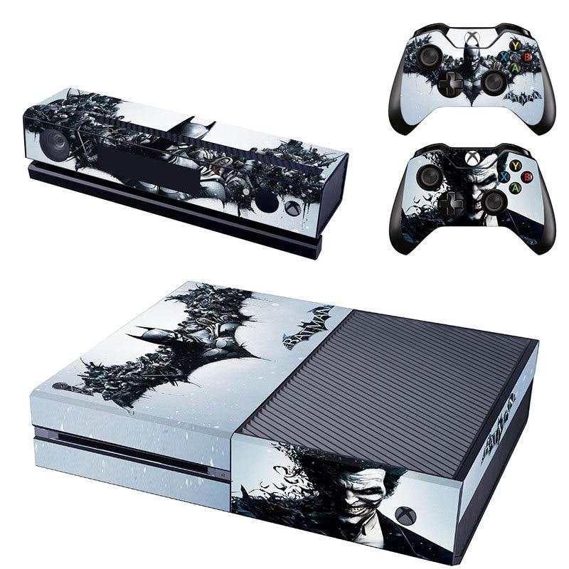 Unterhaltungselektronik Aufkleber Heißer Verkauf Deadpool Design Haut Aufkleber Für Xbox One X Konsole Und Controller