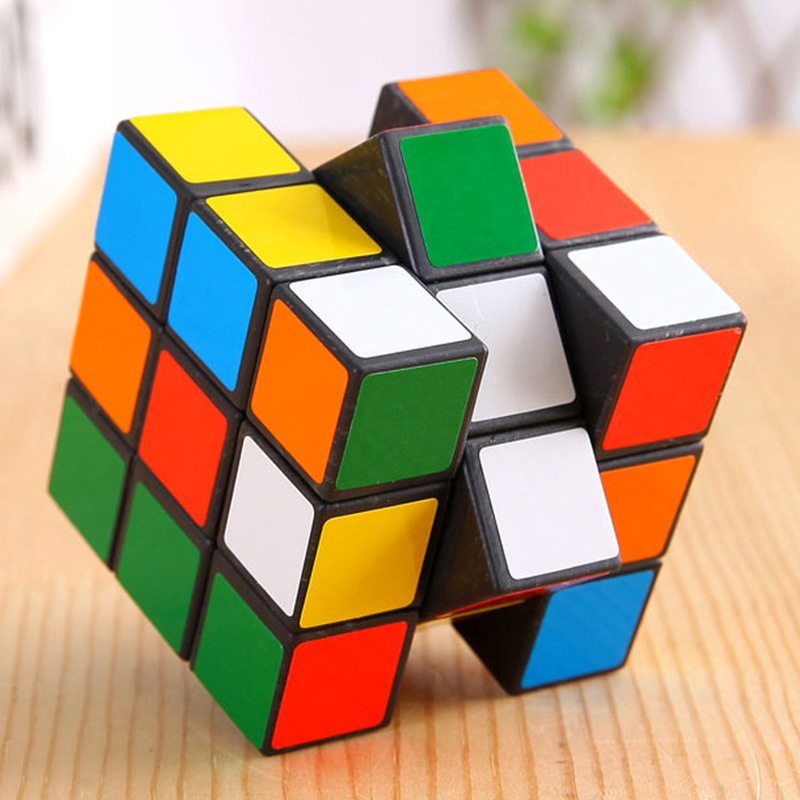 YOOAP puzzle cube childrens toys third-order toy decompression plastic