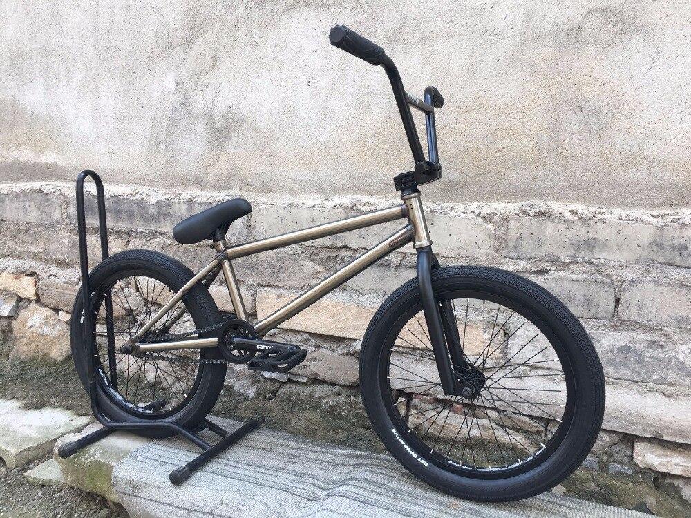 Fitbikeco fit meilleurs vélos bmx 20.5 cadre complet crmo roulements complets bmx 20 'vélos