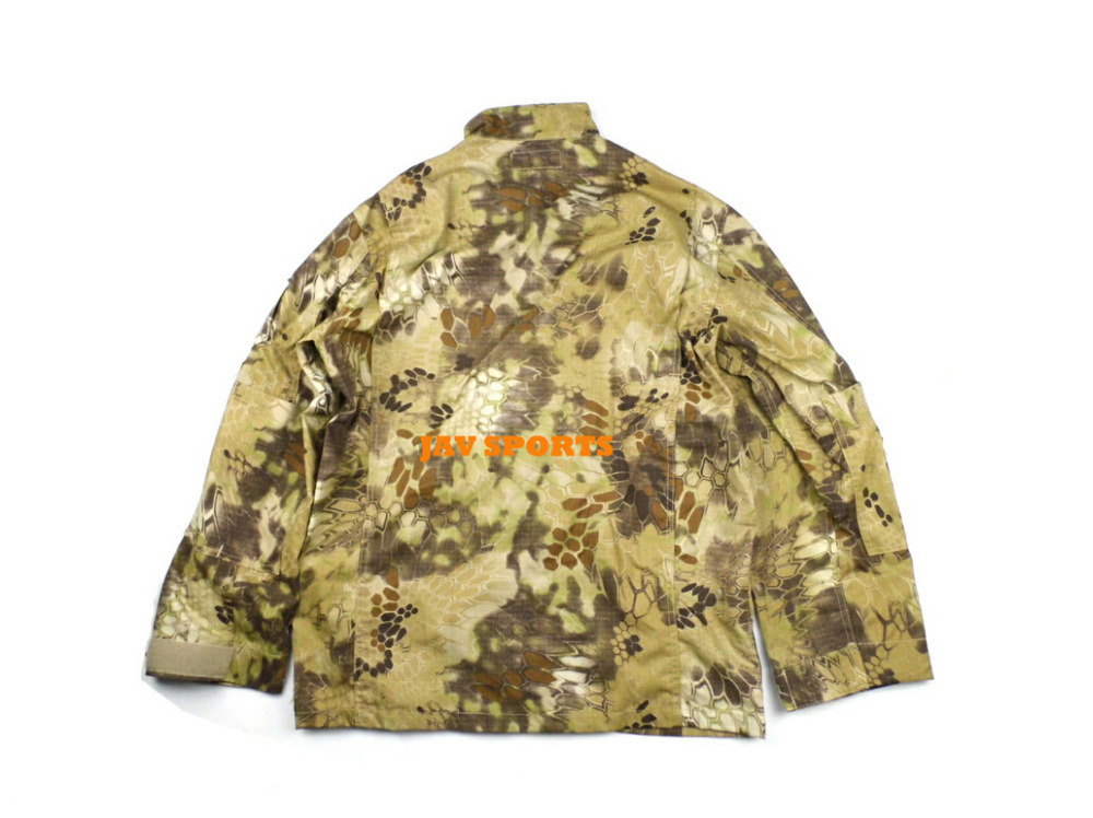 TMC Field Shirt & Pants R6 Uniform Suit In Kryptek Highlander+Free shipping(SKU12050359) tmc field shirt