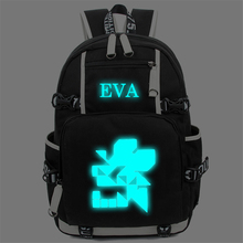 Evangelion Cosplay Nylon Backpack
