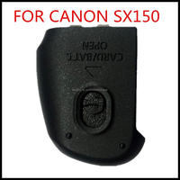 new original black sx150 battery cover With iron and buttons for canon Sx150 battery snap sx150 cover camera part Free shipping