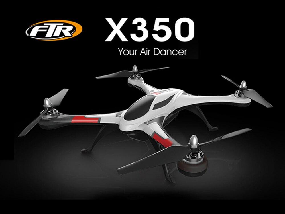 S15955 XK X350 4CH 6 Axle 3D STUNT RC Drone UAV 6G Mode RC Quadcopter FPV