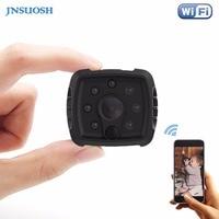 Mini Wifi DVR IP Camera support 128G IR Night Vision Camera Sport DV Loop Cam IP Camera Remote Alarm Freeship Built in lithium b
