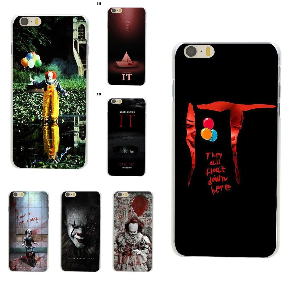 Galaxy Alpha Vs S5 us $1.99 |pennywise the clown horror for galaxy alpha core prime note 4 5 8  s3 s4 s5 s6 s7 s8 s9 mini edge plus soft tpu coque case capa|half-wrapped