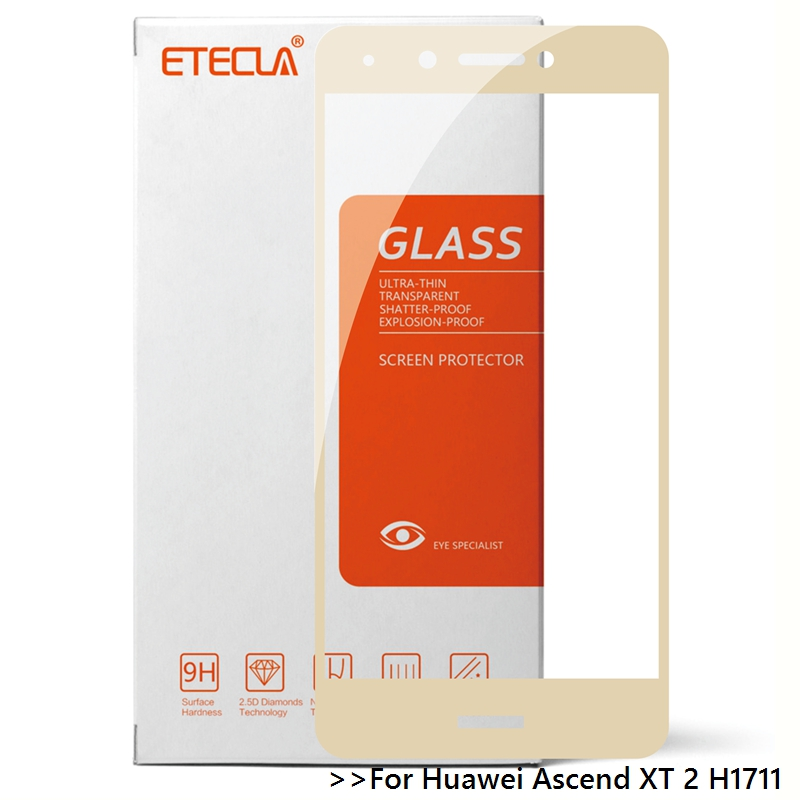 For Huawei Ascend XT 2 Glass Huawei Ascend XT2 Tempered Glass On Huawei XT2  H1711 Screen Protector 0 33mm HD Ultra Slim Glass
