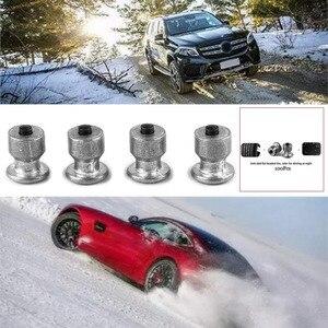 Image 3 - 100Pcs รถยาง Studs สกรู Cleats Anti SLIP แขน Spikes ล้อป้องกันฤดูหนาว VS998