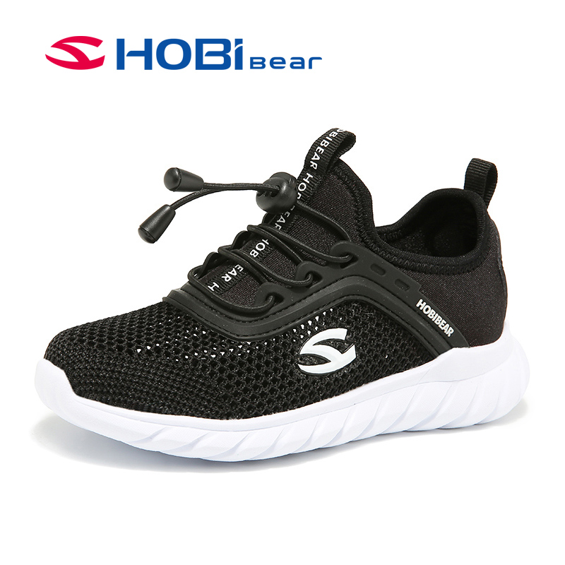 HOBIBEAR Summer Kids Shoes for Boys Girl Children Casual Sneakers Baby Toddler Girls Boys Air Mesh Breathable Soft Running Sport 2016 new shoes for children breathable children boy shoes casual running kids sneakers mesh boys sport shoes kids sneakers