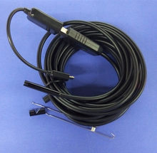5.5 MM USB Mobil Endoskop Için Android OTG Video CMOS Borescope(China)