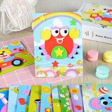 EVA Stickers Oonies Educational Toys Kindergarden Kids Art Diy Handmade Girls Creative