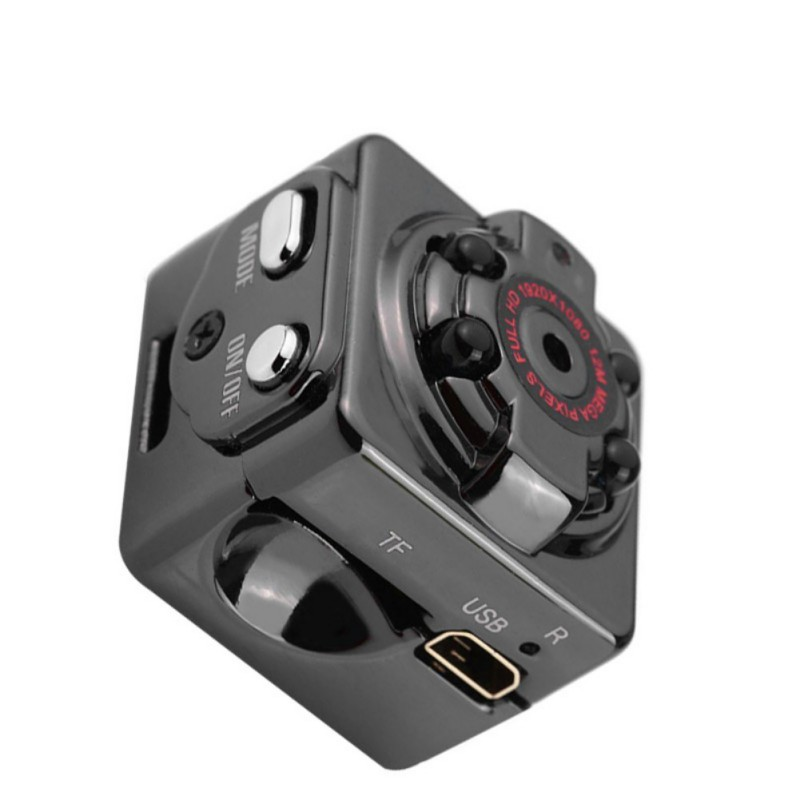 SQ8 Smart 1080P Full HD Small Cam Micro Mini Camera Video Camera Night Vision Wireless Body DVR DV Tiny Minicamera Microchamber