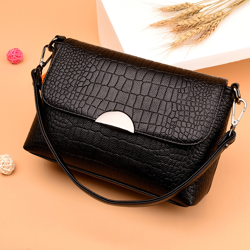 2018 Brand Crossbody Bag Casual Flap Handbag PU Solid Soft Zipper Cover Versatile Single High Quality PU Leather Famous Designer chinese national style 2017 women bags casual bag top handle bag high quality soft pu zipper versatile one sequined belt