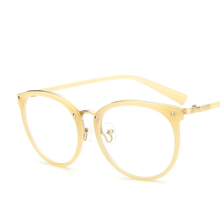 ec470d7eaf7 haoyu New fashion oversized clear frame glasses square high quality  designer brand frames for eyeglasses male female-in Eyewear Frames from  Apparel ...