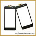 5.0 de polegada de telefone painel de toque sensor de vidro digitalizador frente da tela de toque de tela sensível ao toque para wiko lenny 2 cor preta