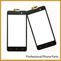 5.0 inch phone touch panel sensor touchscreen For Wiko Lenny 2 touch screen digitizer front glass black color