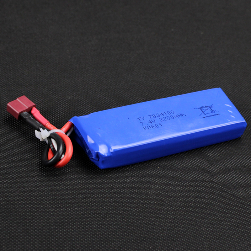 7.4V 2200mAh Battery for WLtoys 10428 10428-A RC Car Spare Parts accessories front diff gear differential gear for wltoys 12428 12423 1 12 rc car spare parts