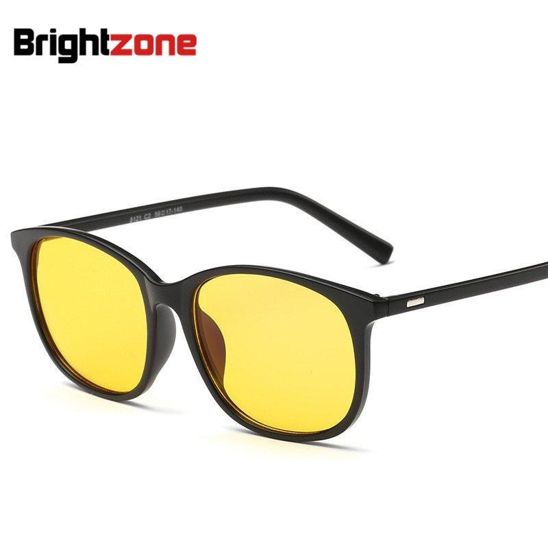 Bestseller Anti-Blue Light Brille Defense-Radiation Computer Brille Männer und Frauen Nachtfahrten gelbe Linsen Gaming-Brille