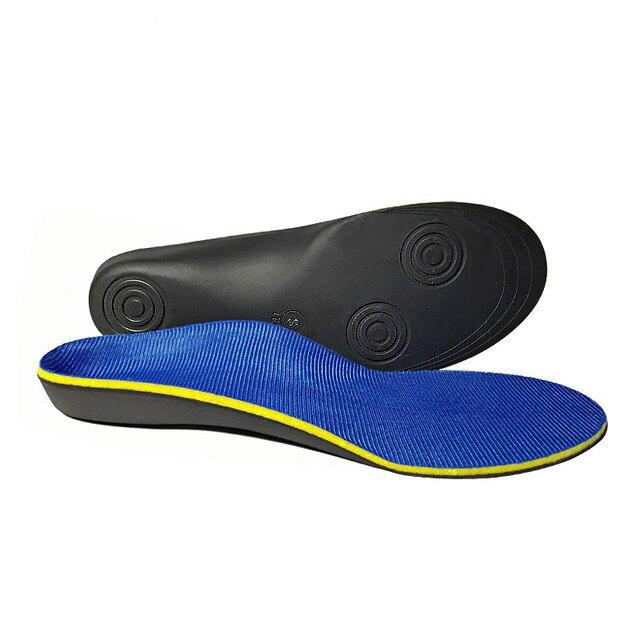 Para ortopédicos sapatos palmilhas