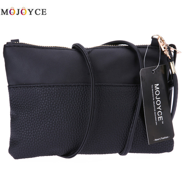 Leather Shoulder Cross body Handbag 1